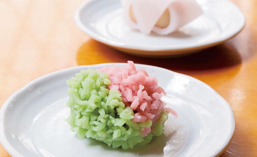 甘楽花子の春のお菓子2種