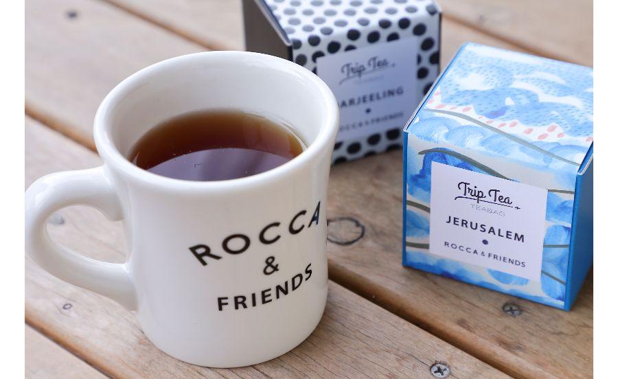 紅茶のボックスもかわいい