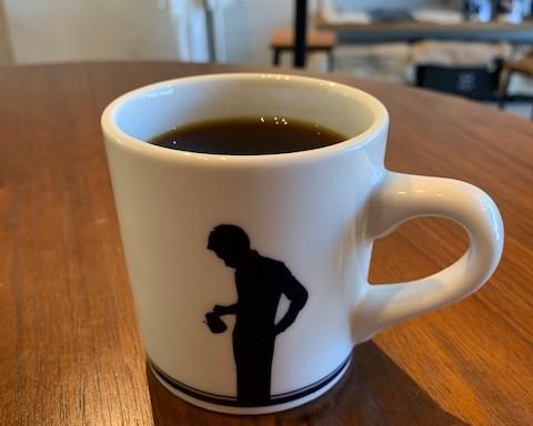 本格的な焙煎カフェのコーヒー