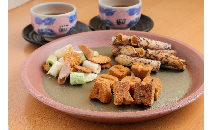 田中金盛堂で人気のお菓子