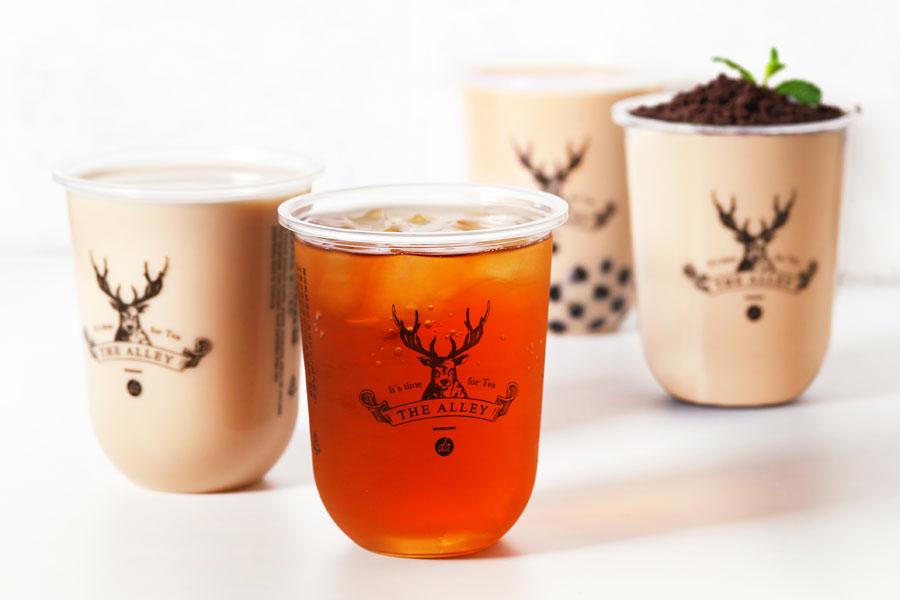 thealleyの紅茶