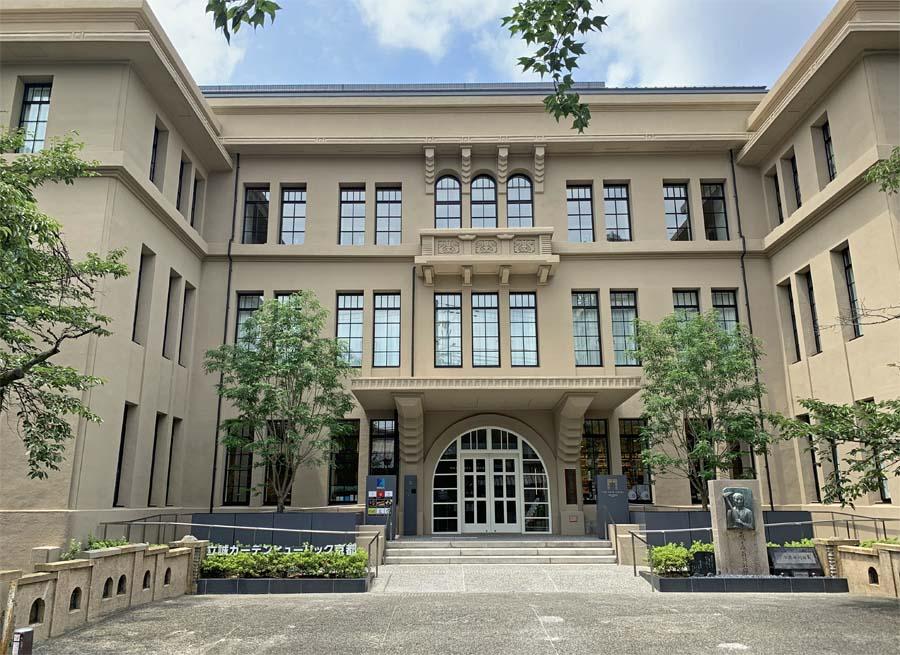 小学校の建物をそのまま利用ヒューリック京都2