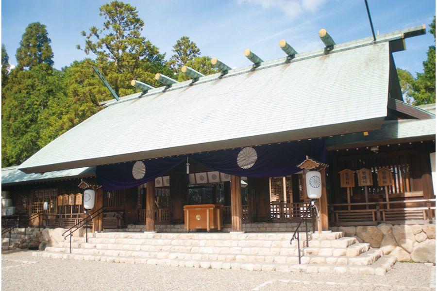 廣田神社外観
