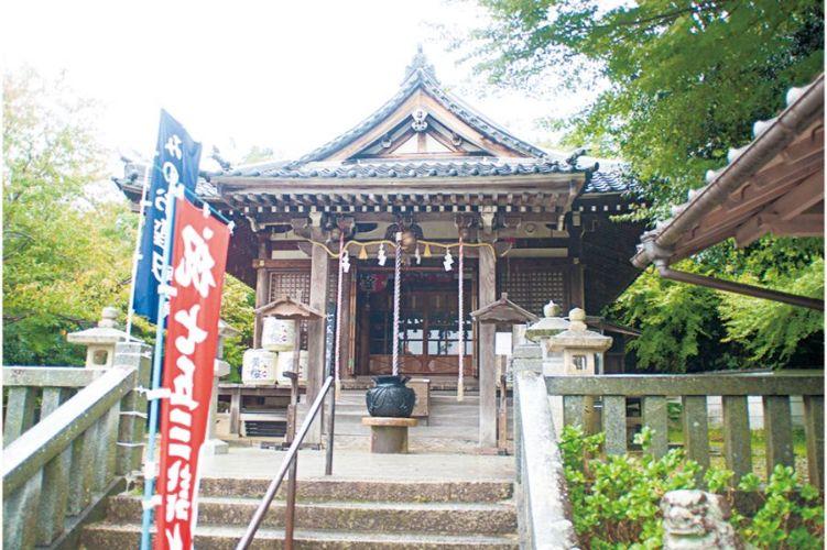 西江寺の外観
