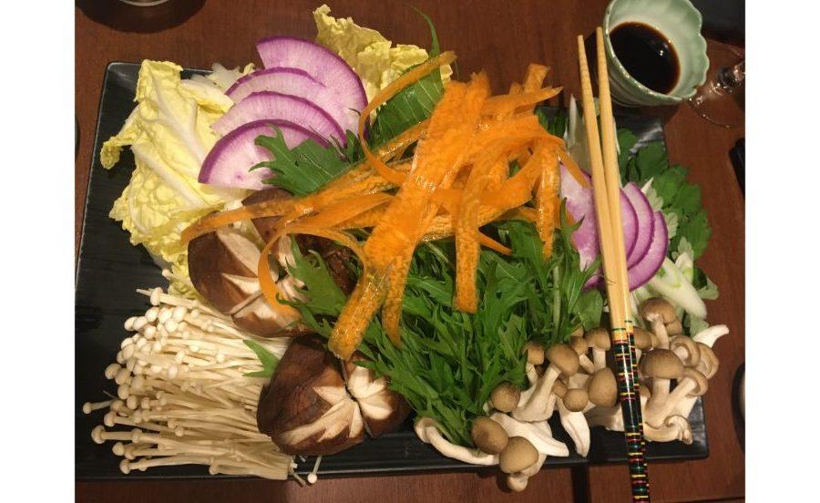 たっぷりの野菜が食べられるのも鍋のうれしいポイント