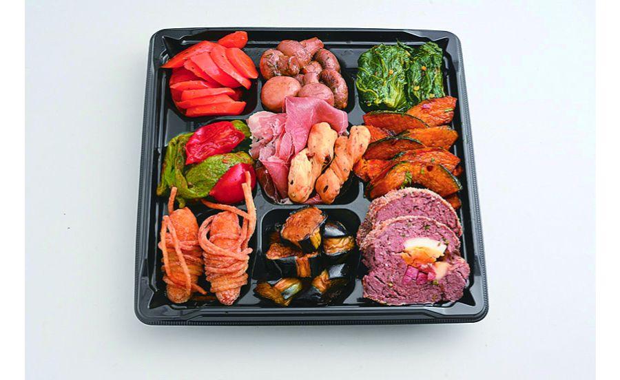 ナポリのお惣菜9 種盛り合わせ