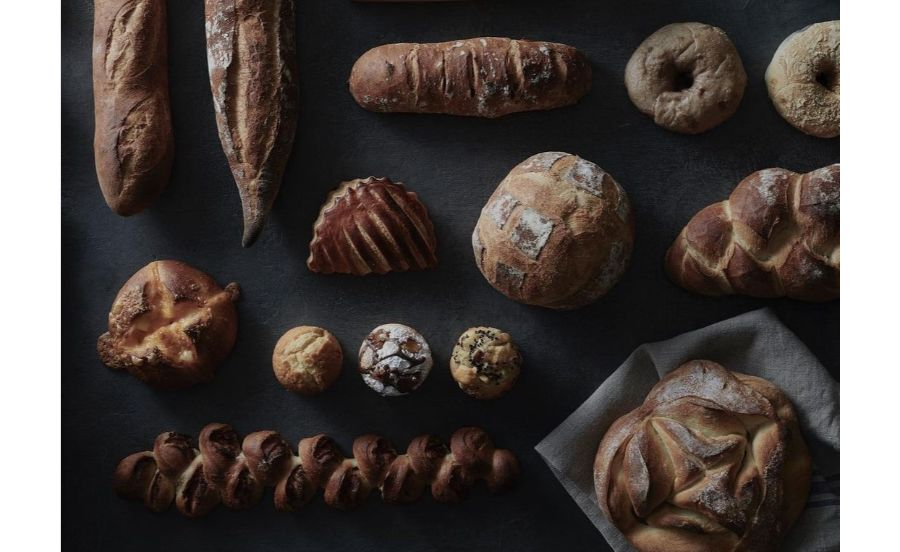 グランディールのパン