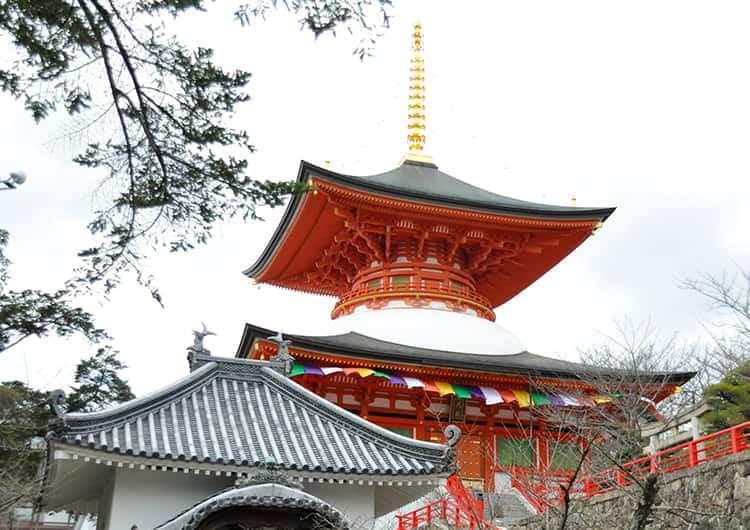 中山寺の塔頭