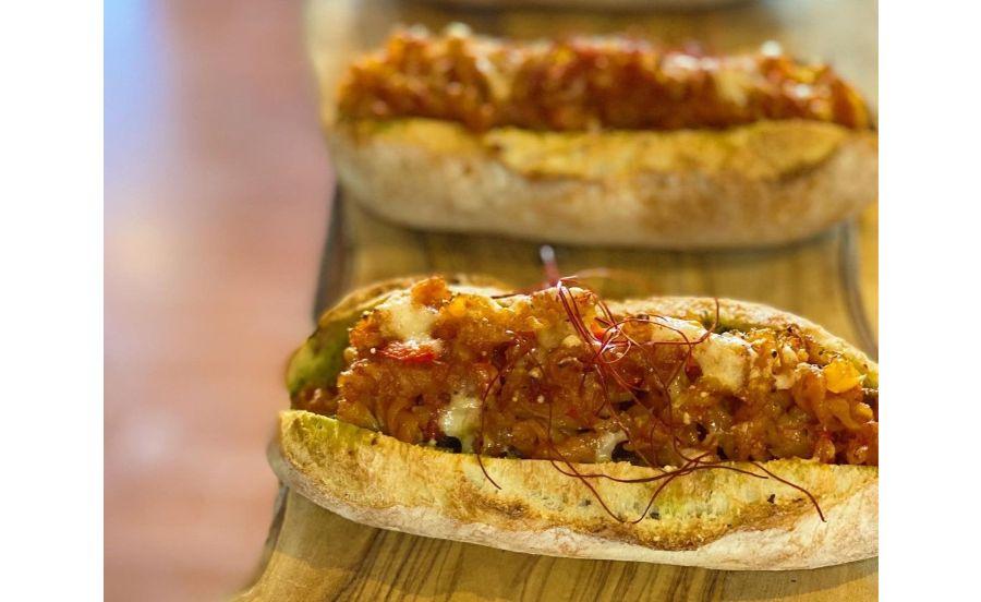 レコルトの総菜パン
