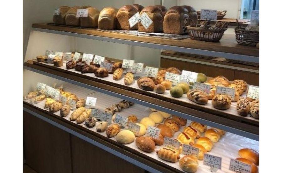 torico.のパン棚