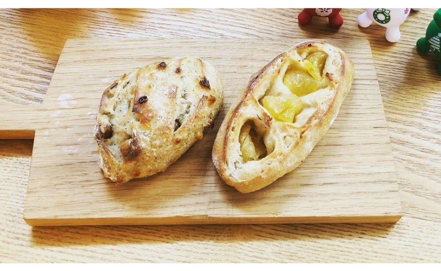 torico.のパン