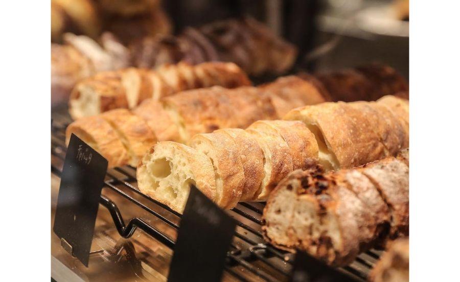 ベーカリーバカンスのパン