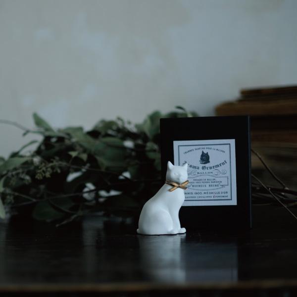 猫の形をしたルームディフューザー
