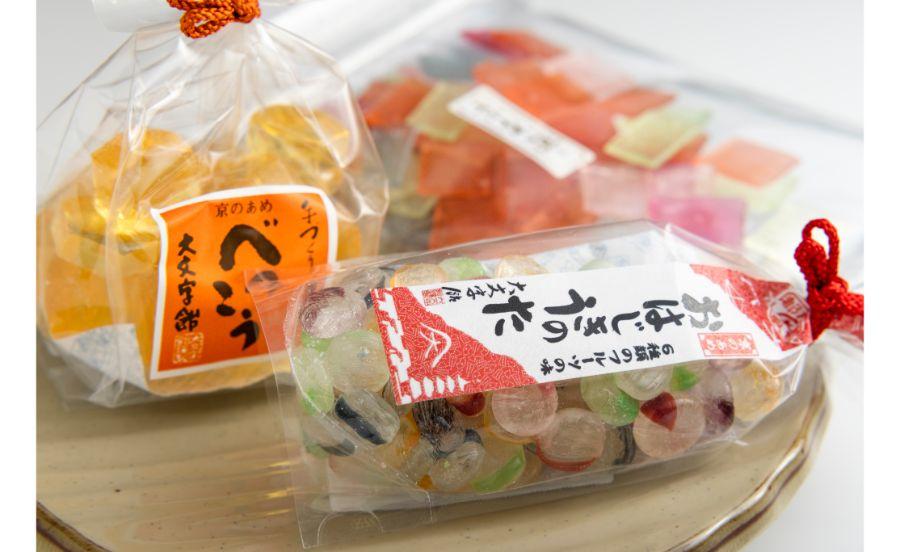 大文字飴本舗の飴