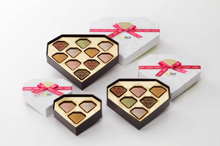 ブランド チョコレート 女性が選ぶ高級チョコレートランキング [チョコレート]