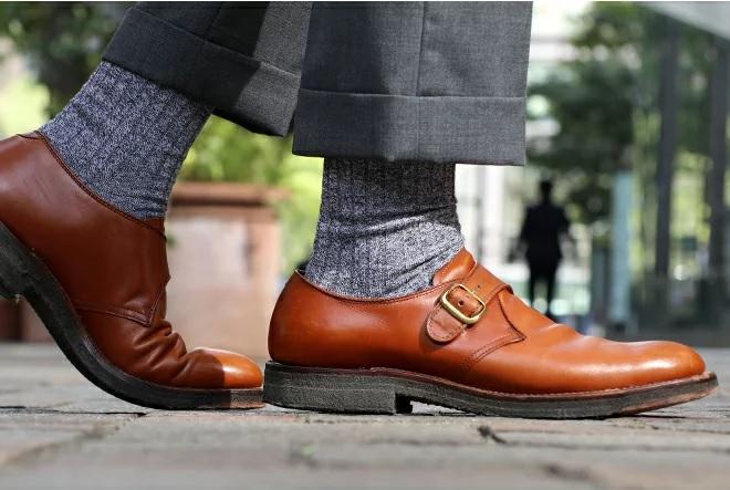 永久保証を約束するエコ靴下