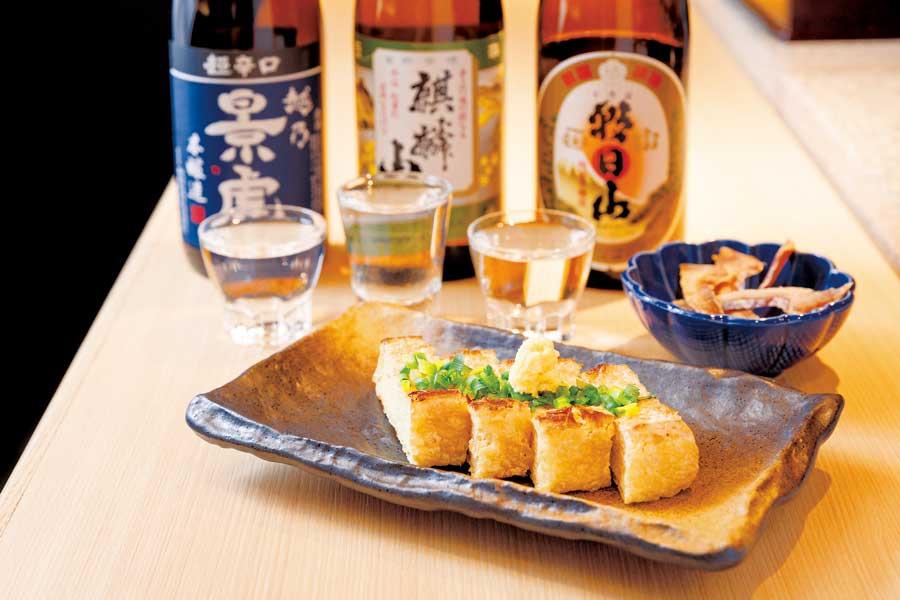日本酒のみ比べセット