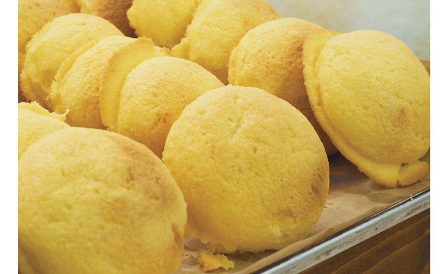 グランディールの黄金のメロンパン