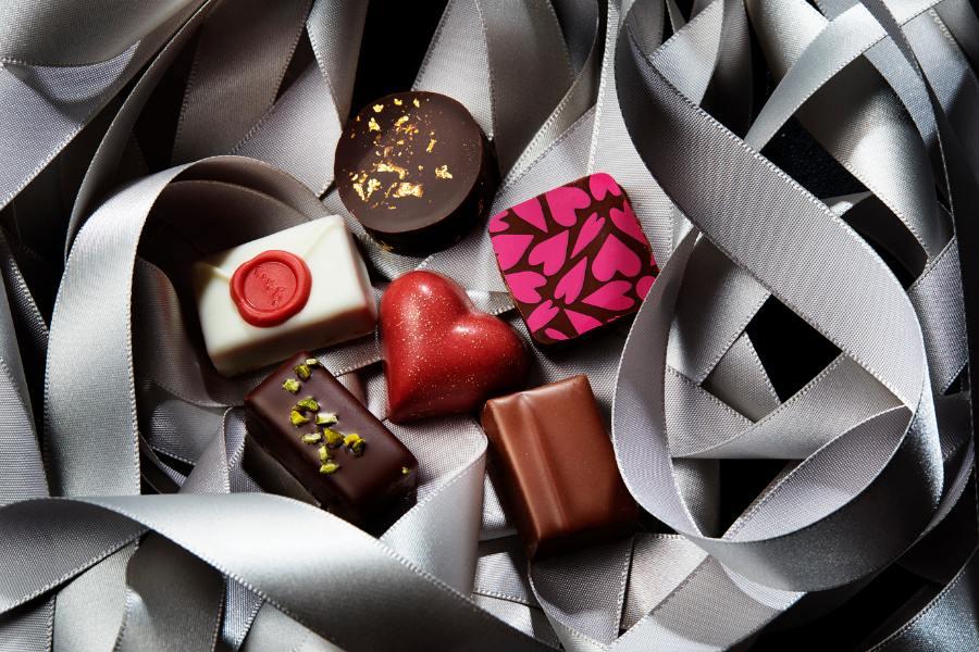 2021年の新作チョコレート