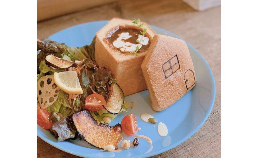 パンとカフェの店 BRUNOのビーフシチューのおうち