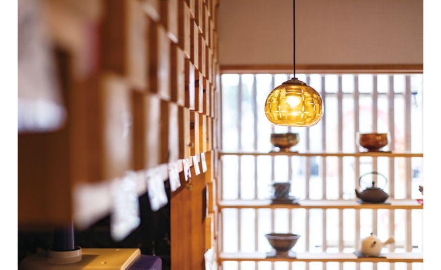 CHA-salon SAKURA MOMIJIの内観