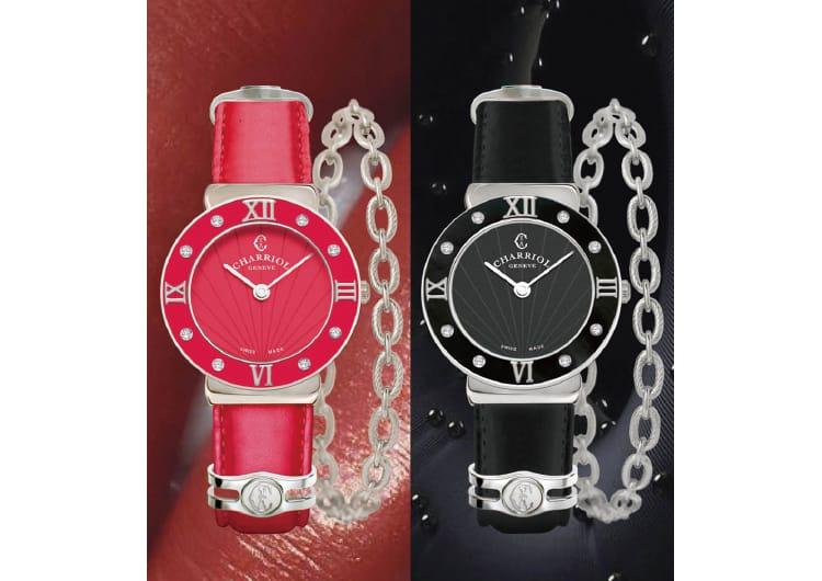 シャリーオールの時計