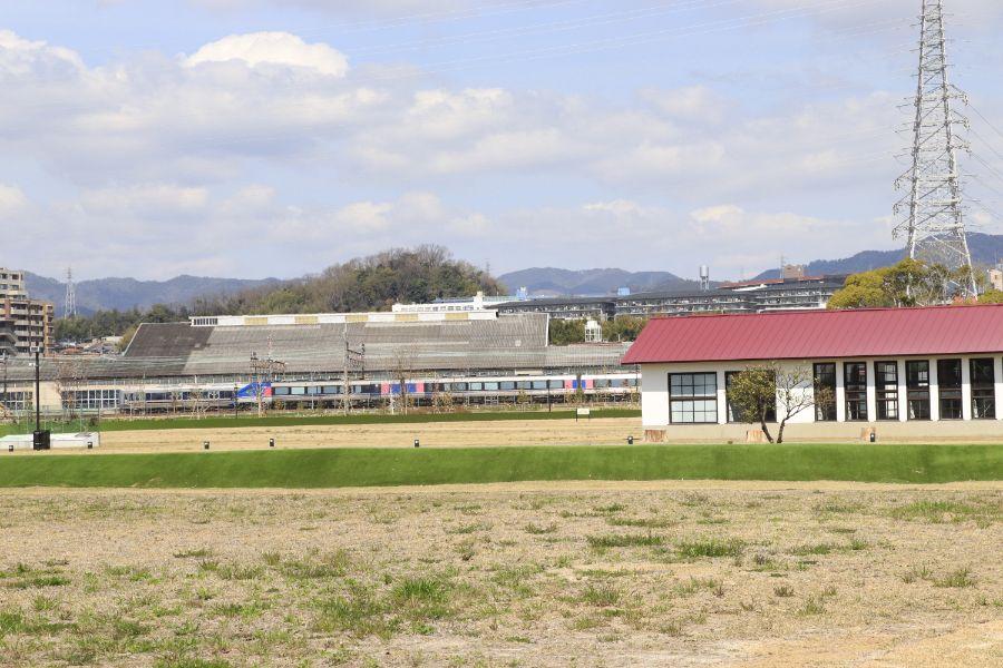 JR車両基地