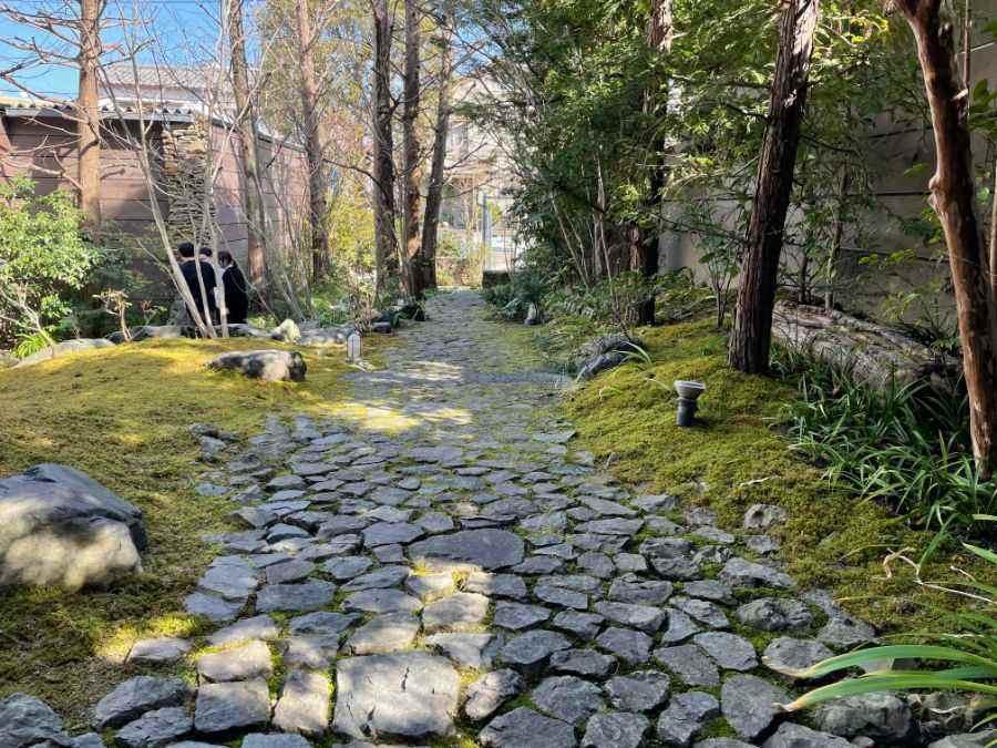 グリグリの庭