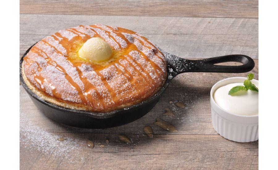 belle-villeの釜だしパンケーキ