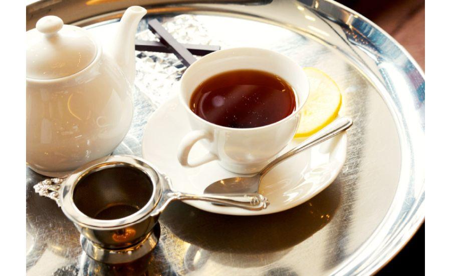 ICHIJIのホット紅茶