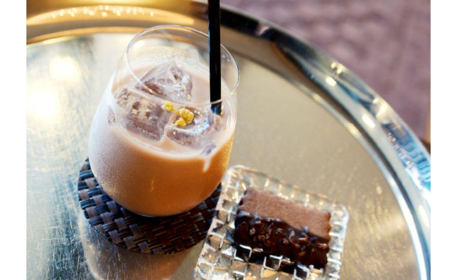 ICHIJIのアイスチョコドリンク
