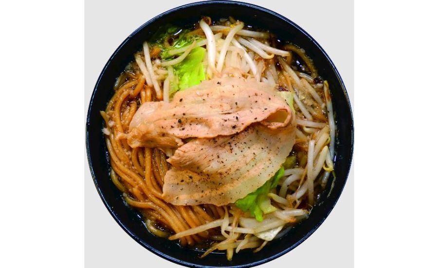 男のラーメン  神戸チェリー亭のド根性の醤油