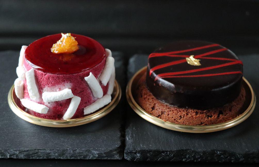 伊丹ラクロワの気品あるケーキ