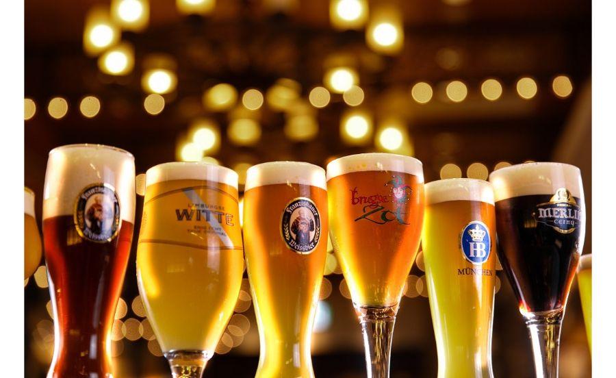 BEER & GRILL コウベビアハウゼのビール