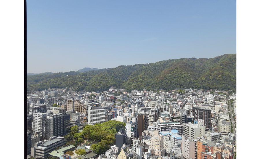 レムプラス神戸三宮からの眺望