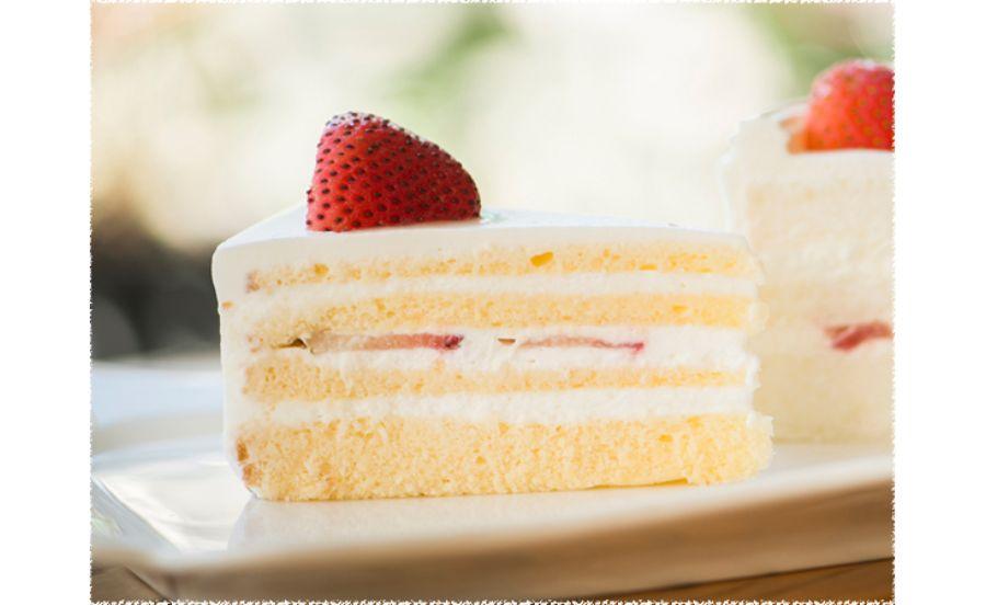 エルベランのショートケーキ
