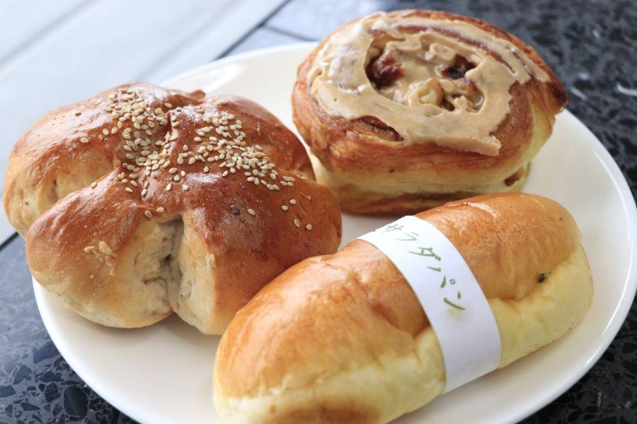 モンパルナスで人気のパン