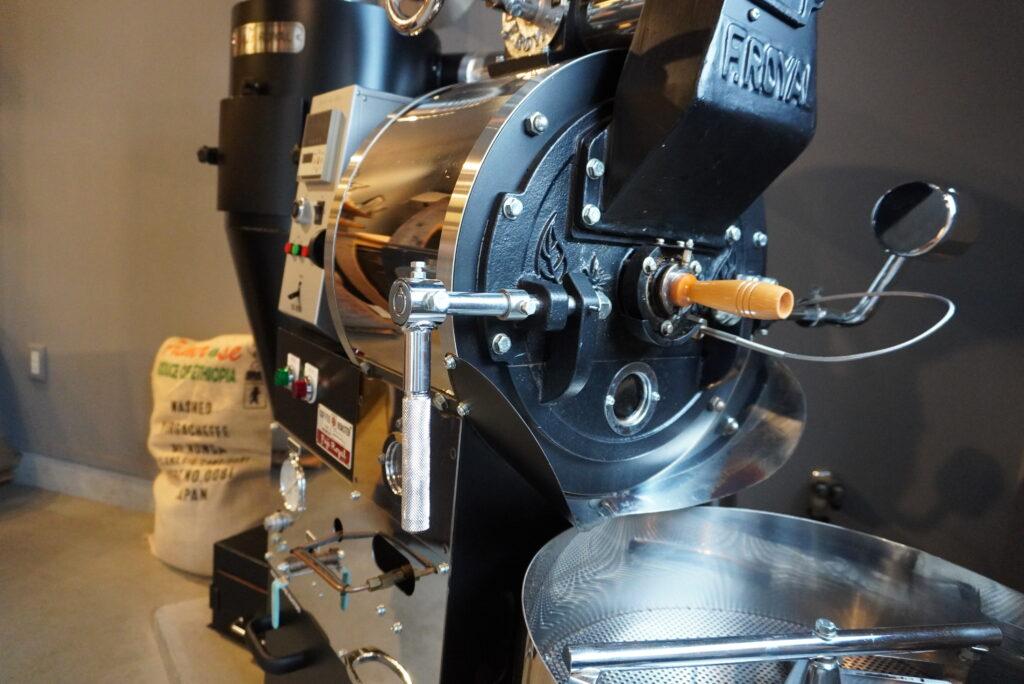 FIFTEEN COFFEE ROASTER_machine