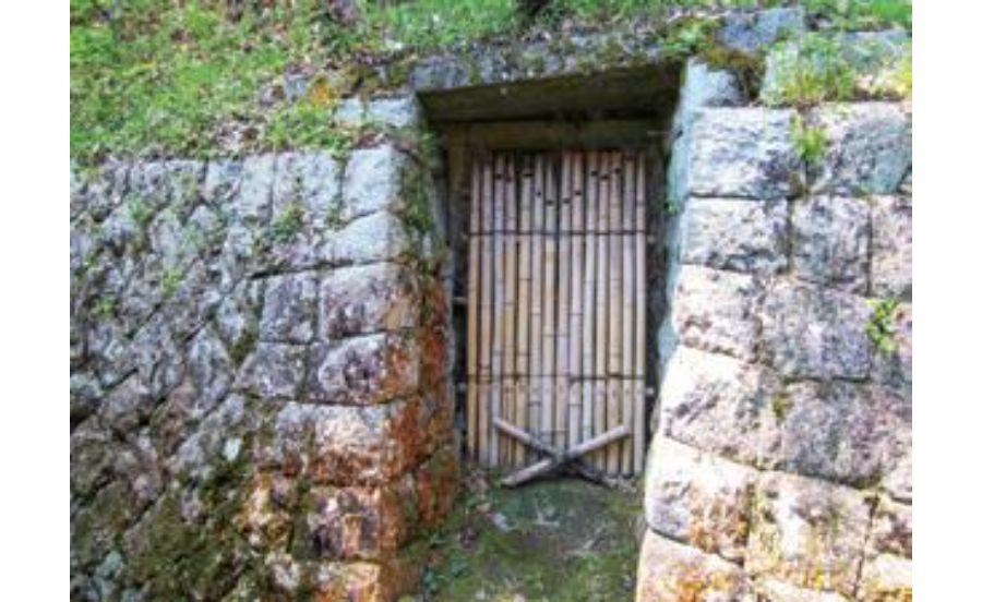 猪名川町立 静思館の氷室