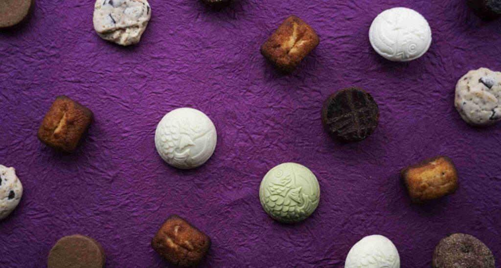 松也菓子のイメージ