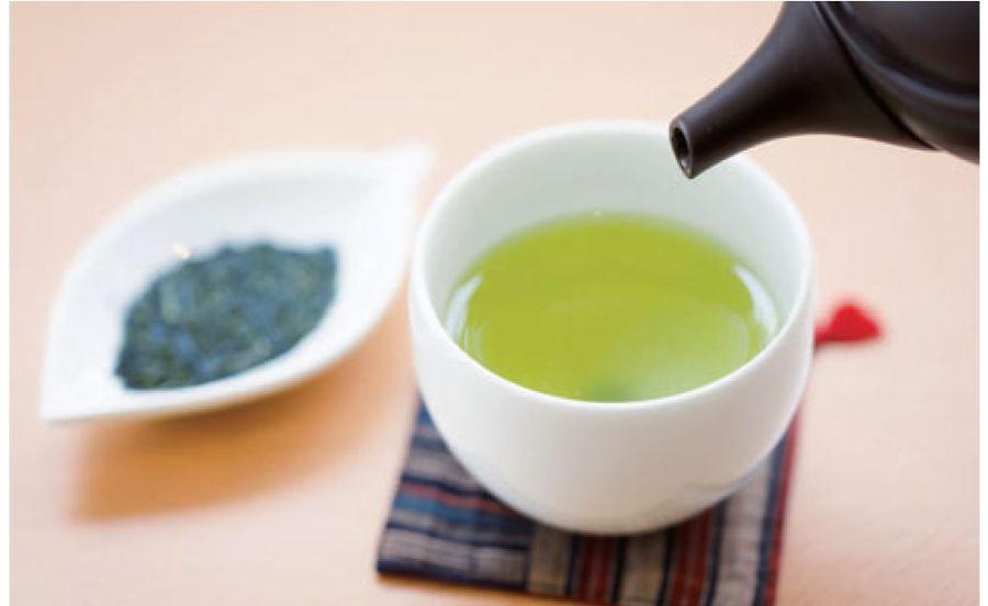 鹿児島産の深蒸し茶