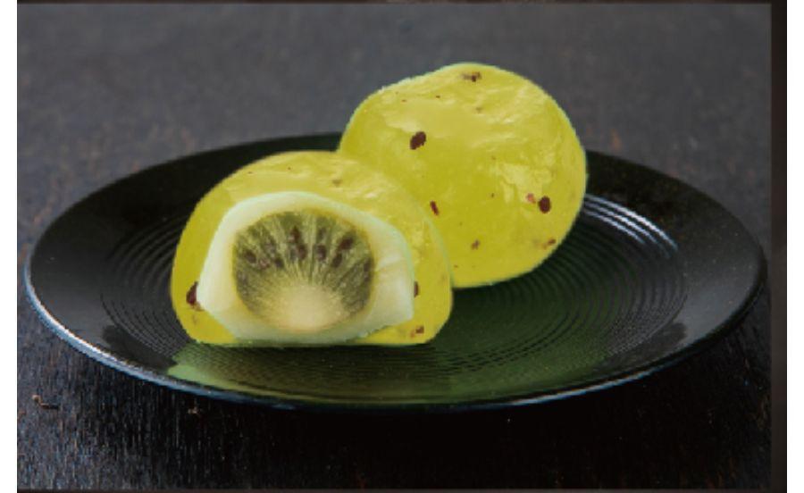 KYOTO SOUZENの果実とわらび キウイ