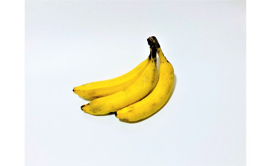 バナナ3本