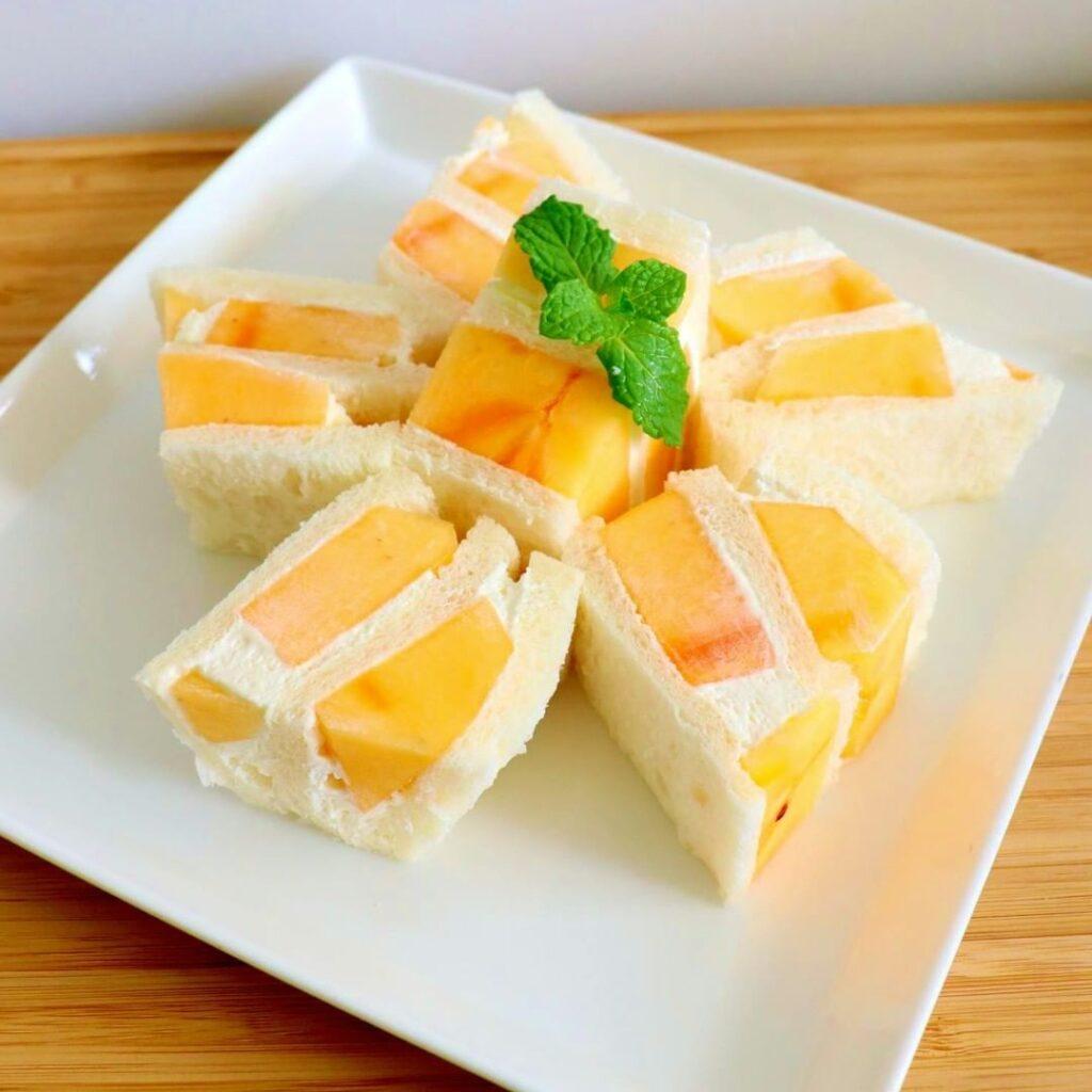 ホソカワのフルーツサンド